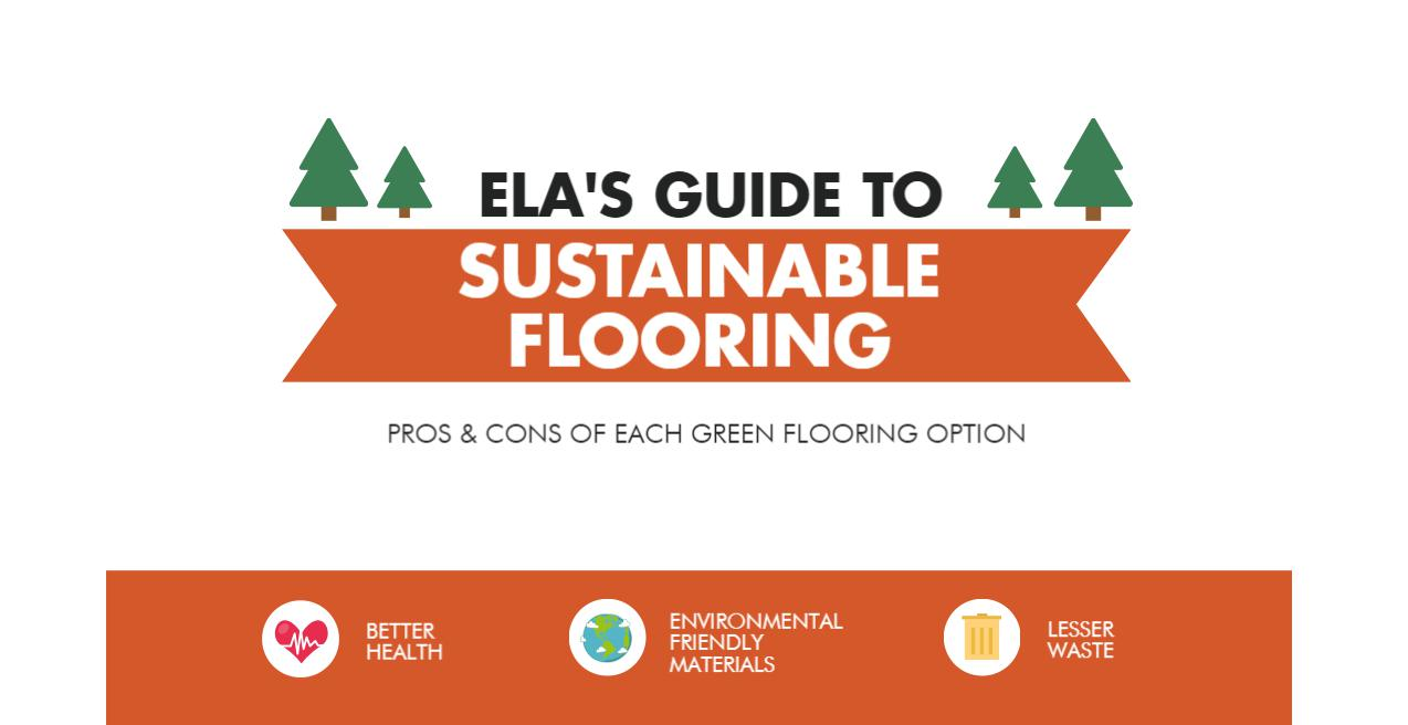 types of green flooring